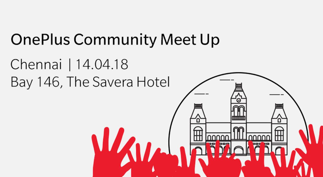 OnePlus Community Meet-Up : Chennai Edition