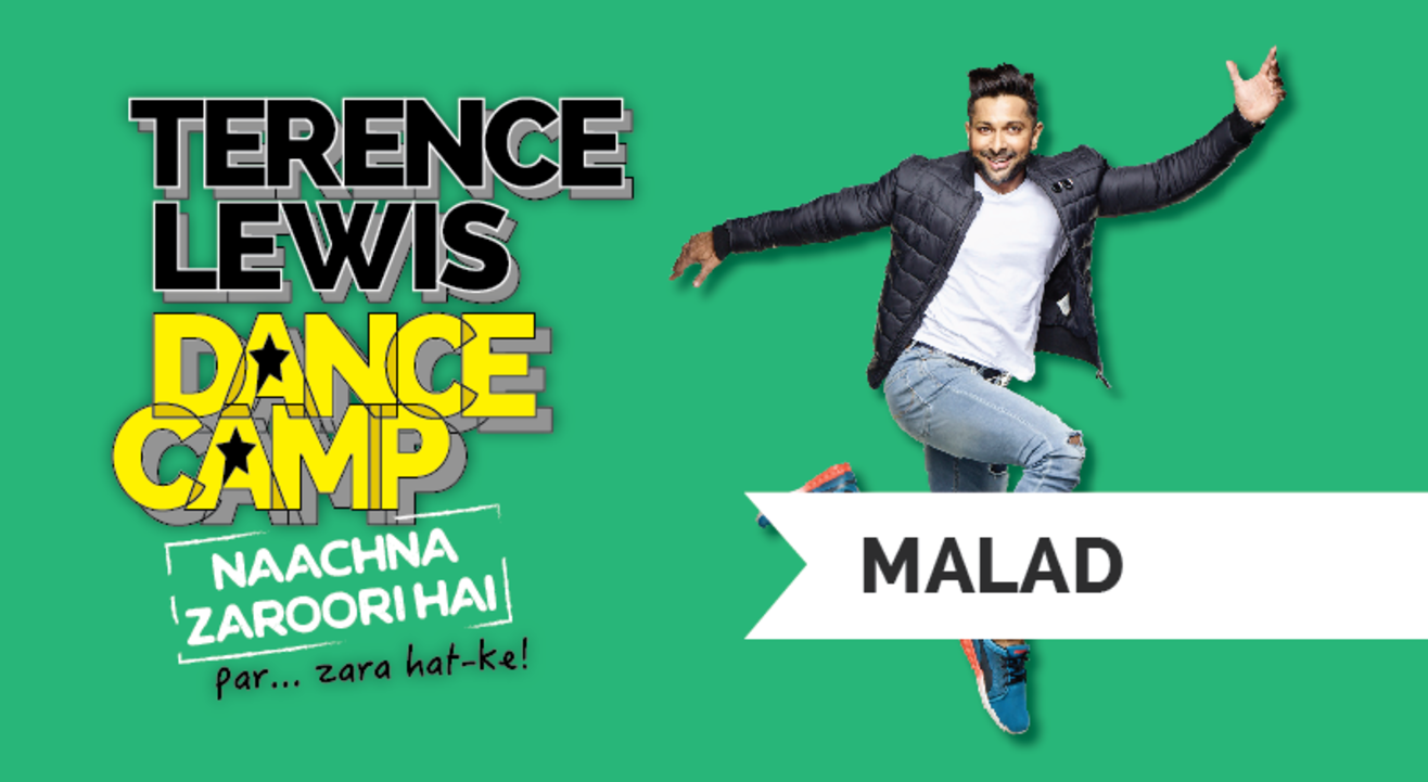 Terence Lewis Dance Camp, Malad