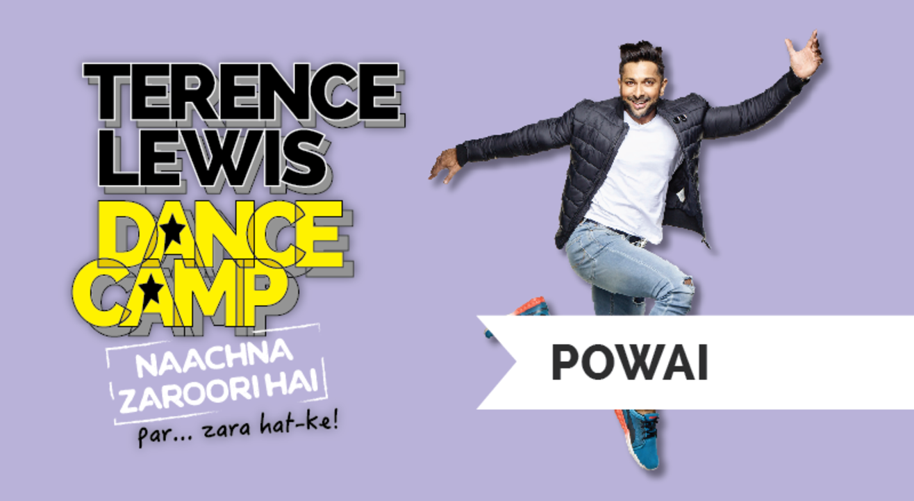 Terence Lewis Dance Camp, Powai
