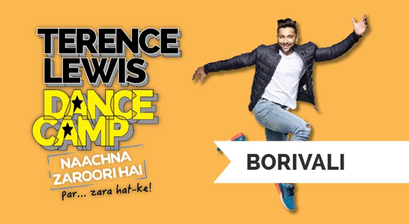 Terence Lewis Dance Camp,  Borivali