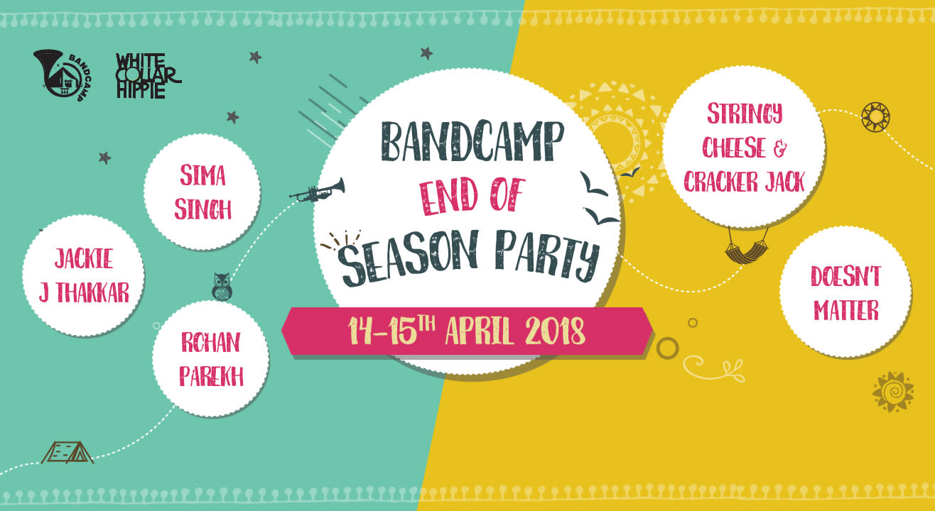 BandCamp End of Season Party
