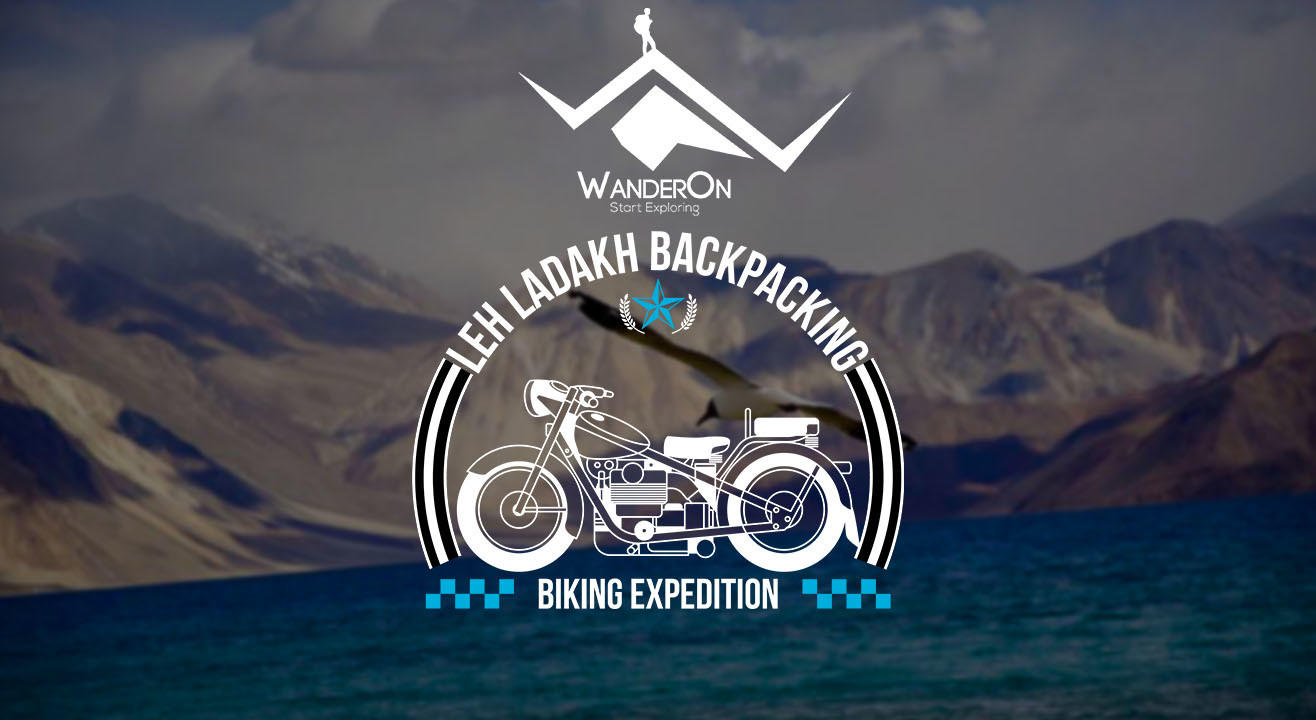 Leh Ladakh – Biking & Backpacking
