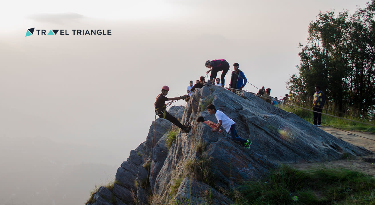 Trip to Kanatal with Travel Triangle