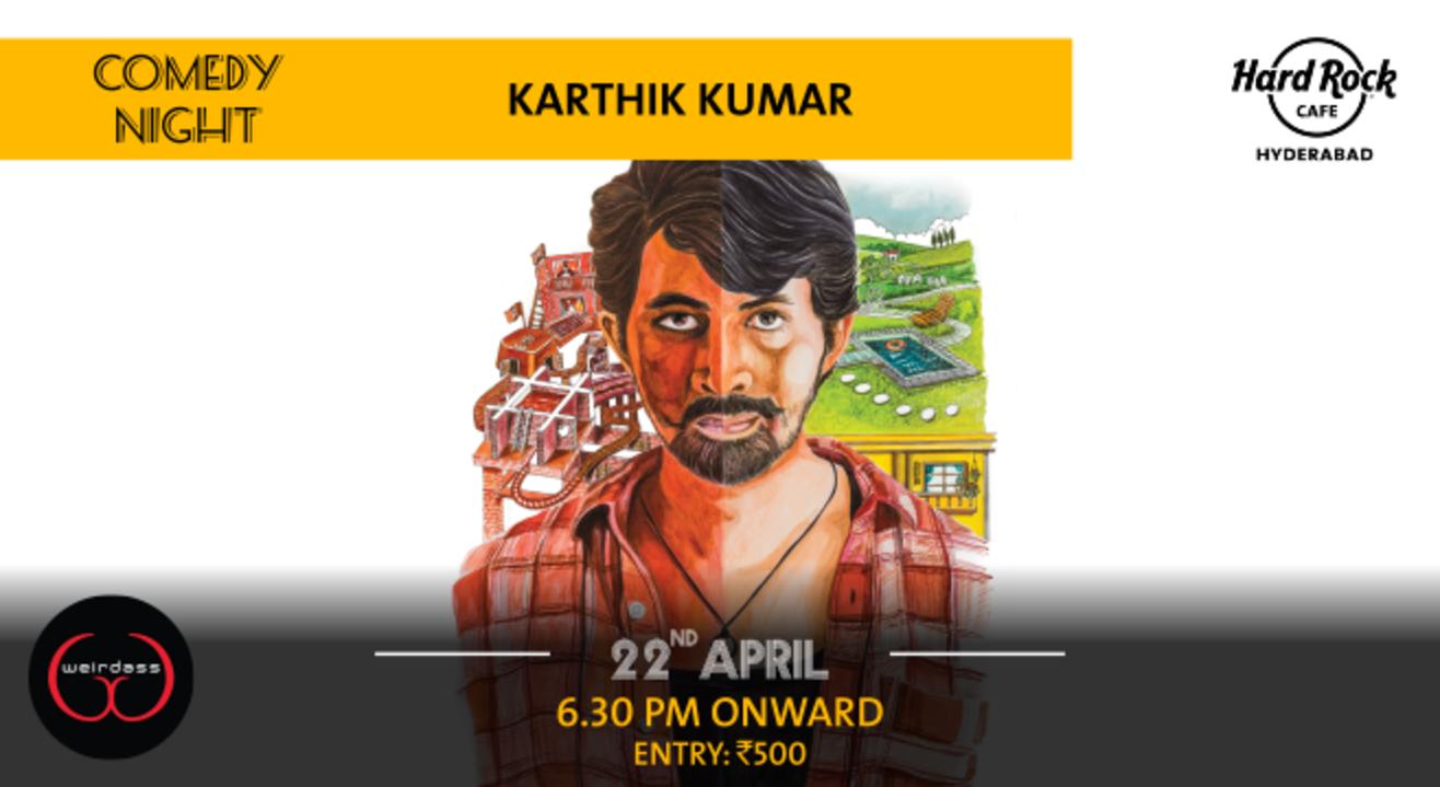 Comedy Night - Karthik Kumar