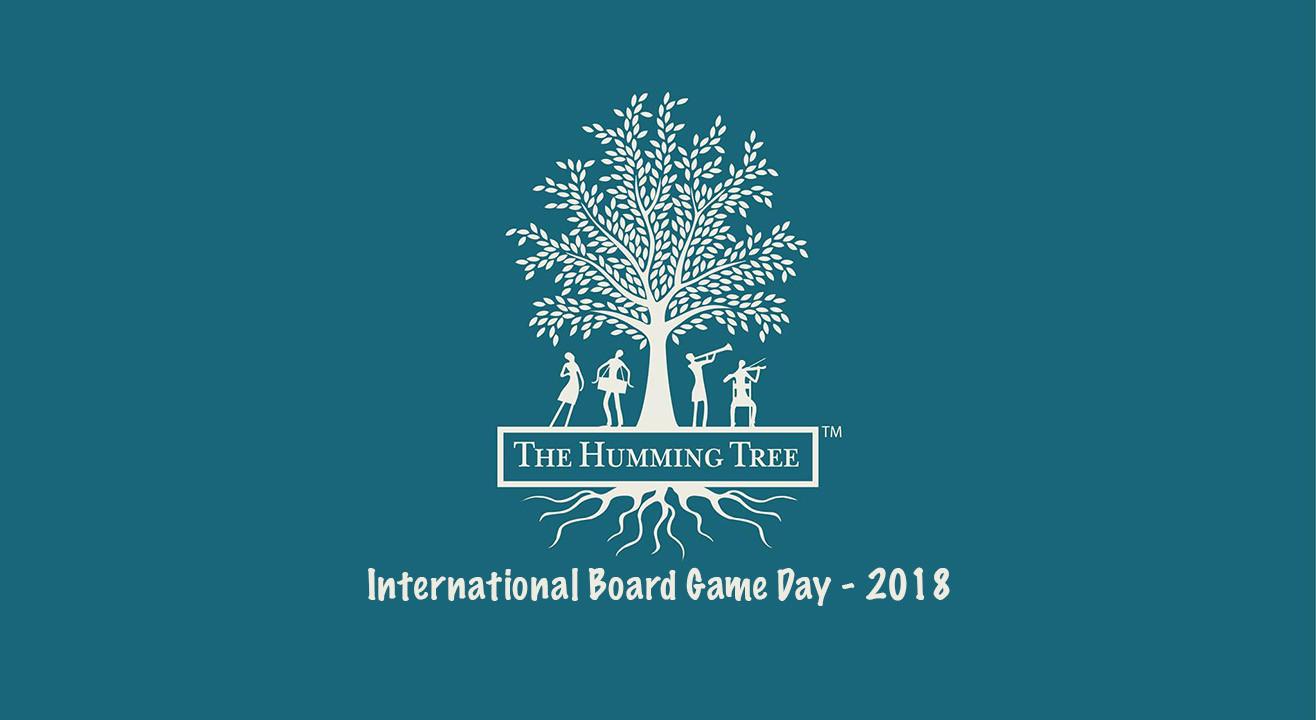 International Board Game Day - 2018