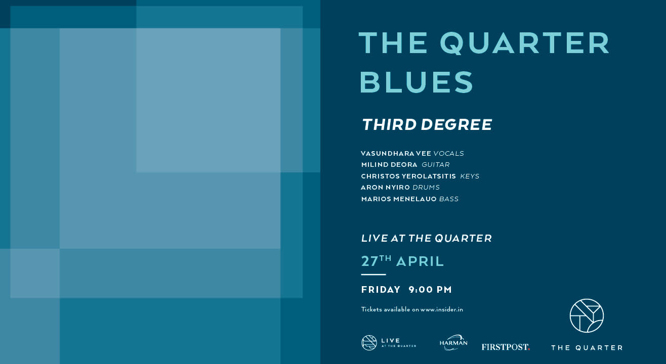 Third Degree at The Quarter
