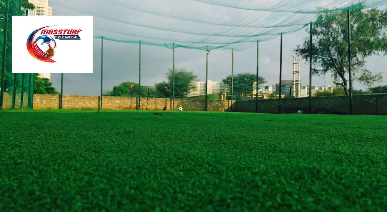 MassTurf - Gully Cricket and Futsal