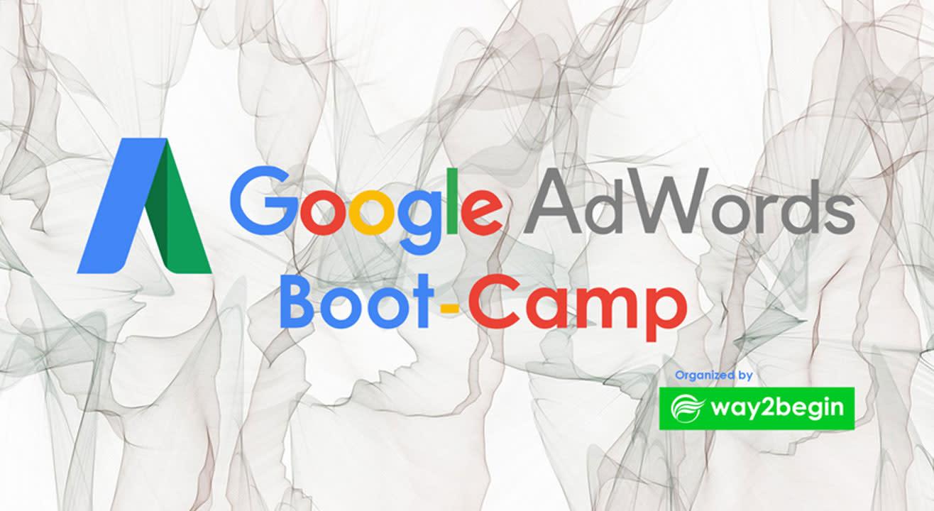 Google AdWords Workshop by way2begin