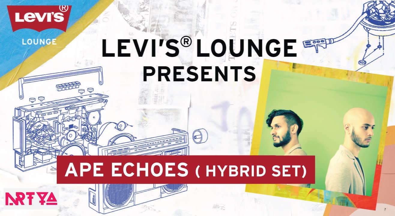 Levi's® Lounge X Nrtya Presents : Ape Echoes (Hybrid Set)