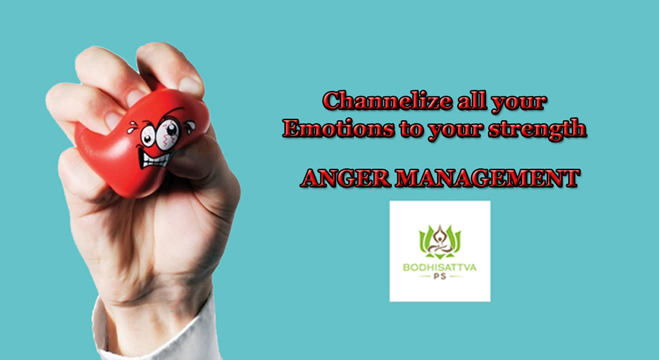 Anger Management through Holistic Healing