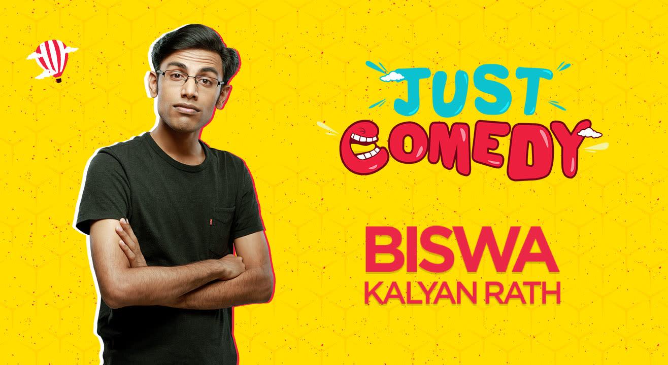 Just Comedy presents Biswa Kalyan Rath, Chandigarh