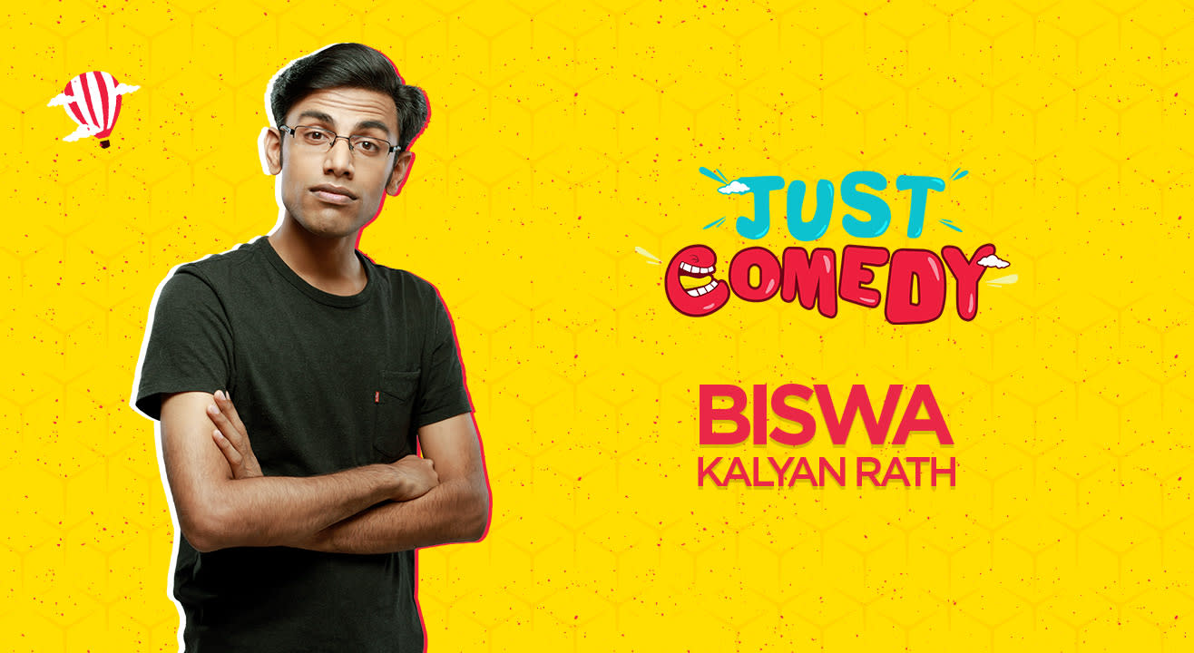 Just Comedy presents Biswa Kalyan Rath, Ludhiana