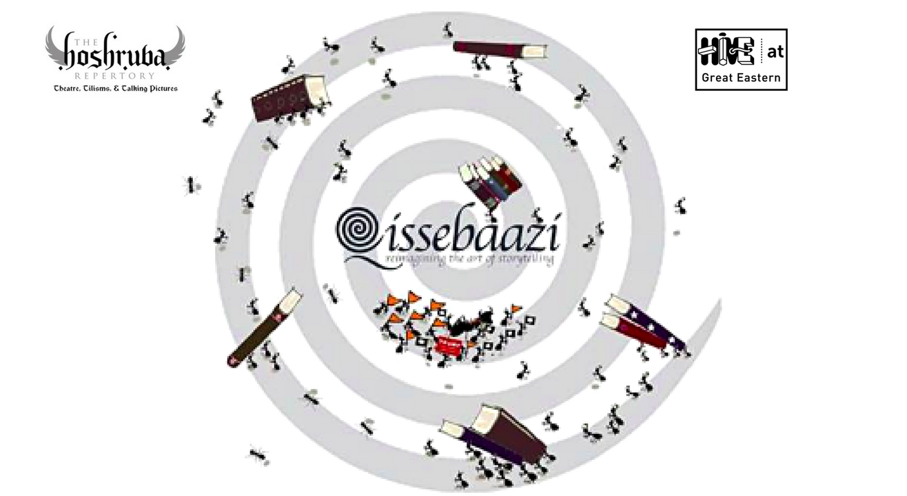 Qissebaazi- A Multilingual Storytelling Project