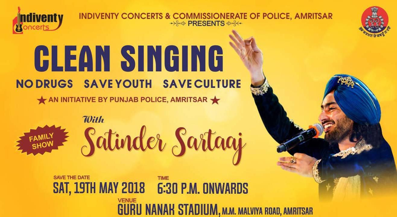 Seasons of Sartaaj India Tour 2018