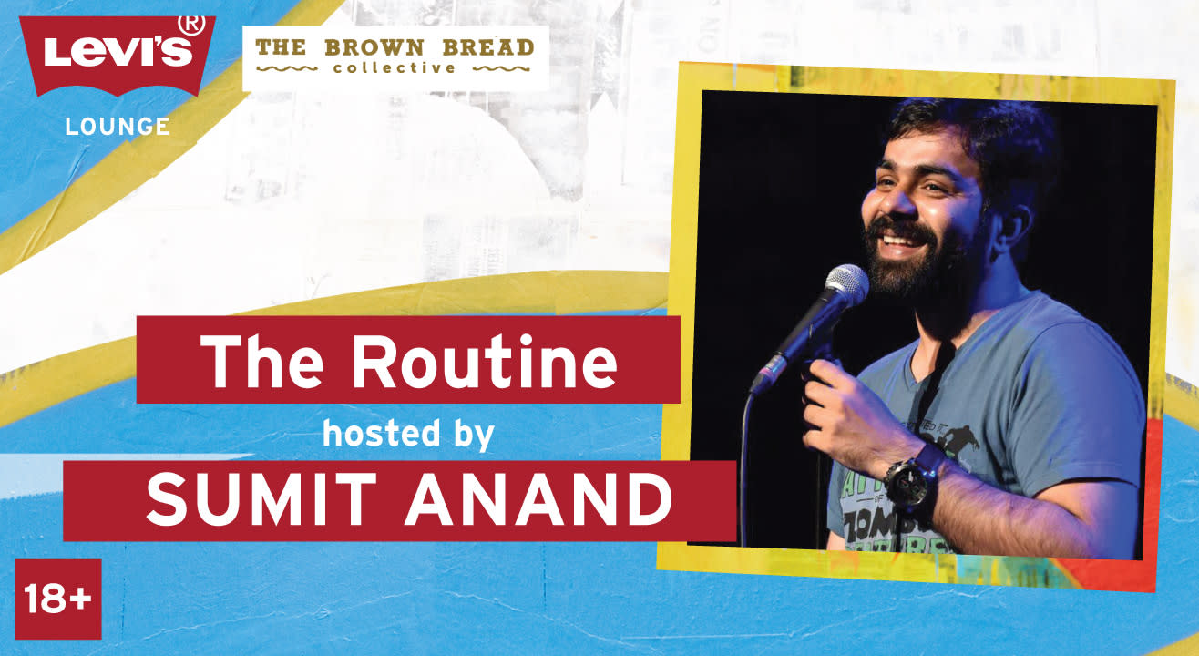 The Routine hosted by Sumit Anand