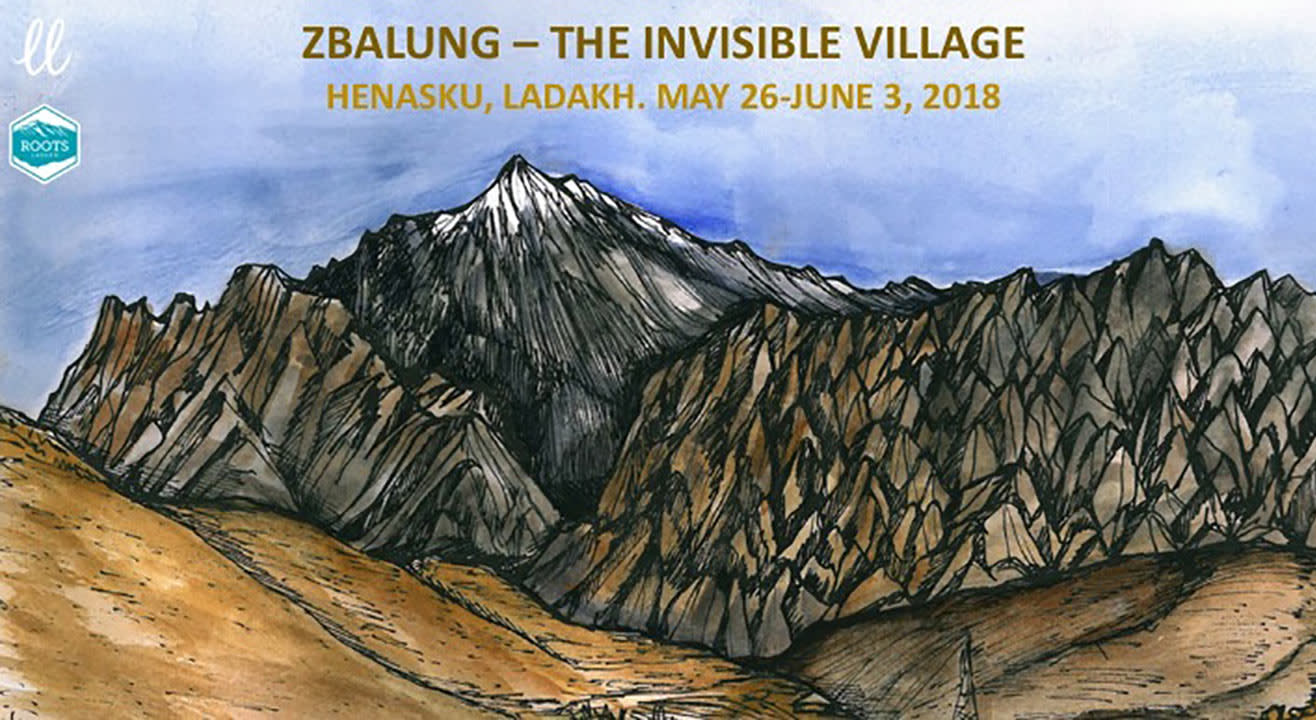 Zbalung – The Invisible Village with The Little Local