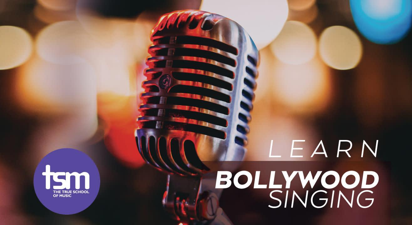 True School Bollywood Singing Short Course