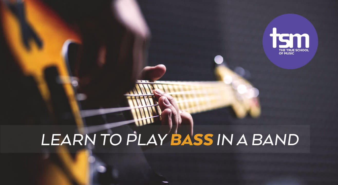 True School: Foundation Bass Course
