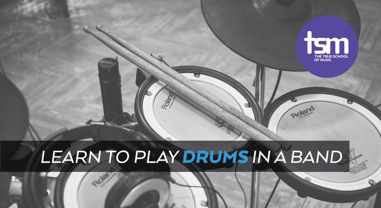 True School: Foundation Drums Course