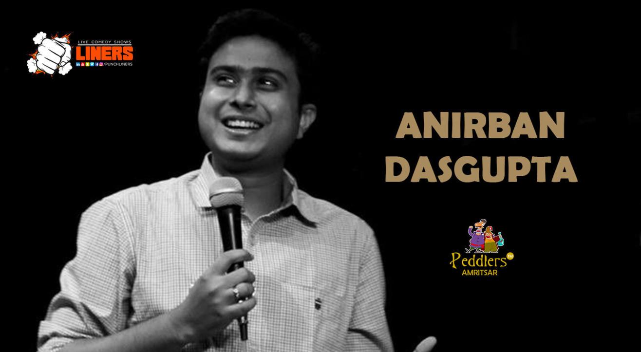 Standup Comedy Show ft. Anirban Dasgupta in Amritsar