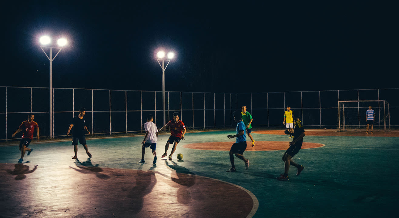 Get Your Sports On In Bangalore