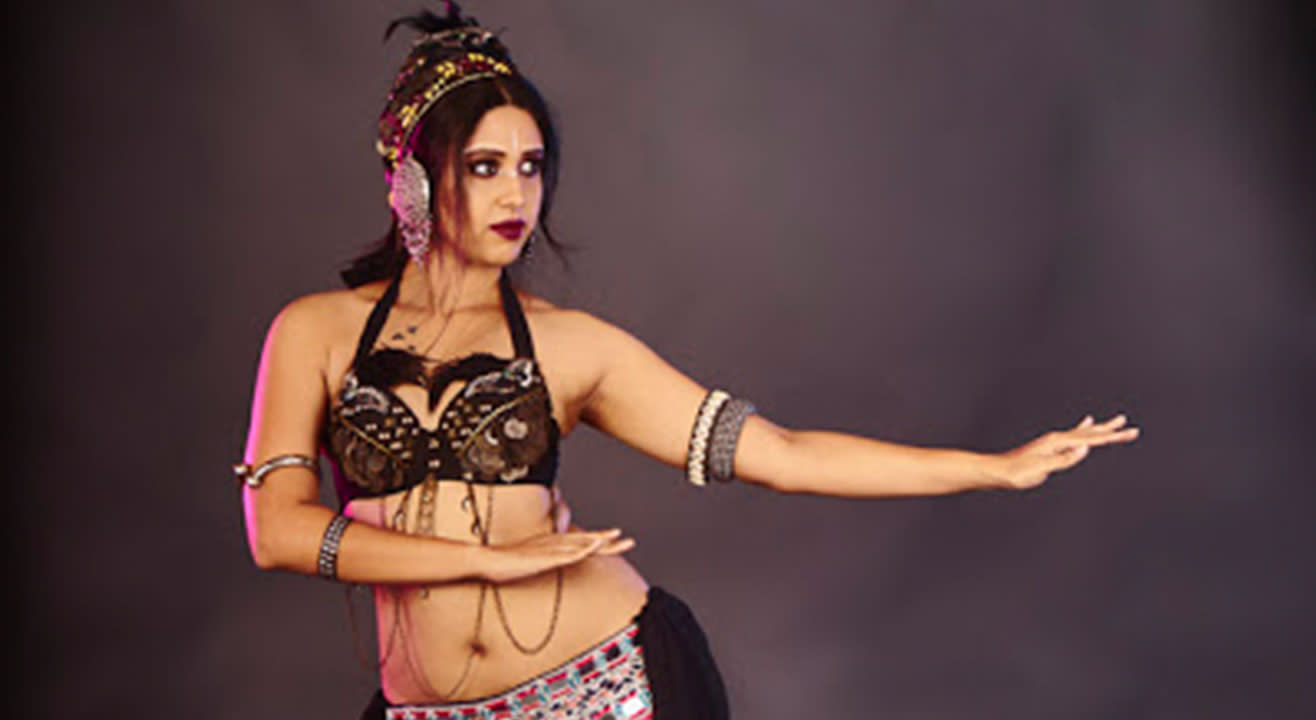 Belly dance Toolbox Series 1 by Shanelle Dsouza