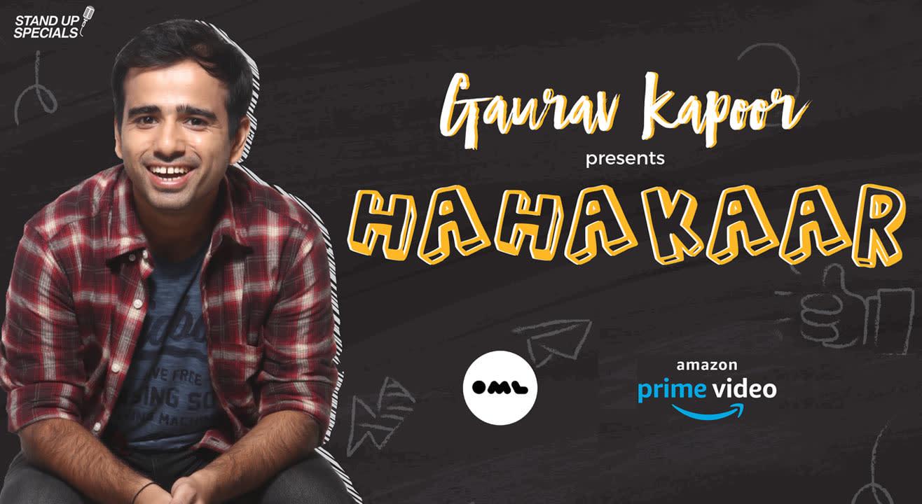 Gaurav Kapoor Presents HAHAKAAR