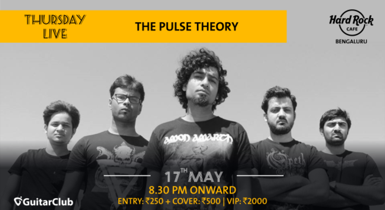 The Pulse Theory - Thursday Live!