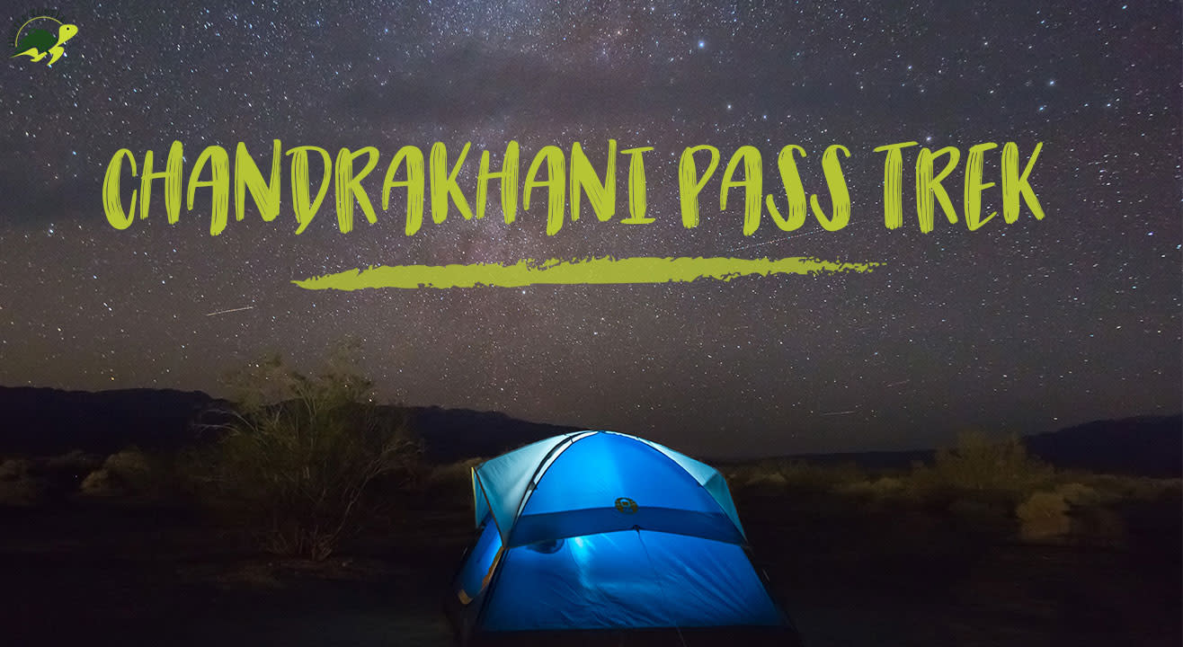 Chandrakhani Pass Trek with HustleTurtle