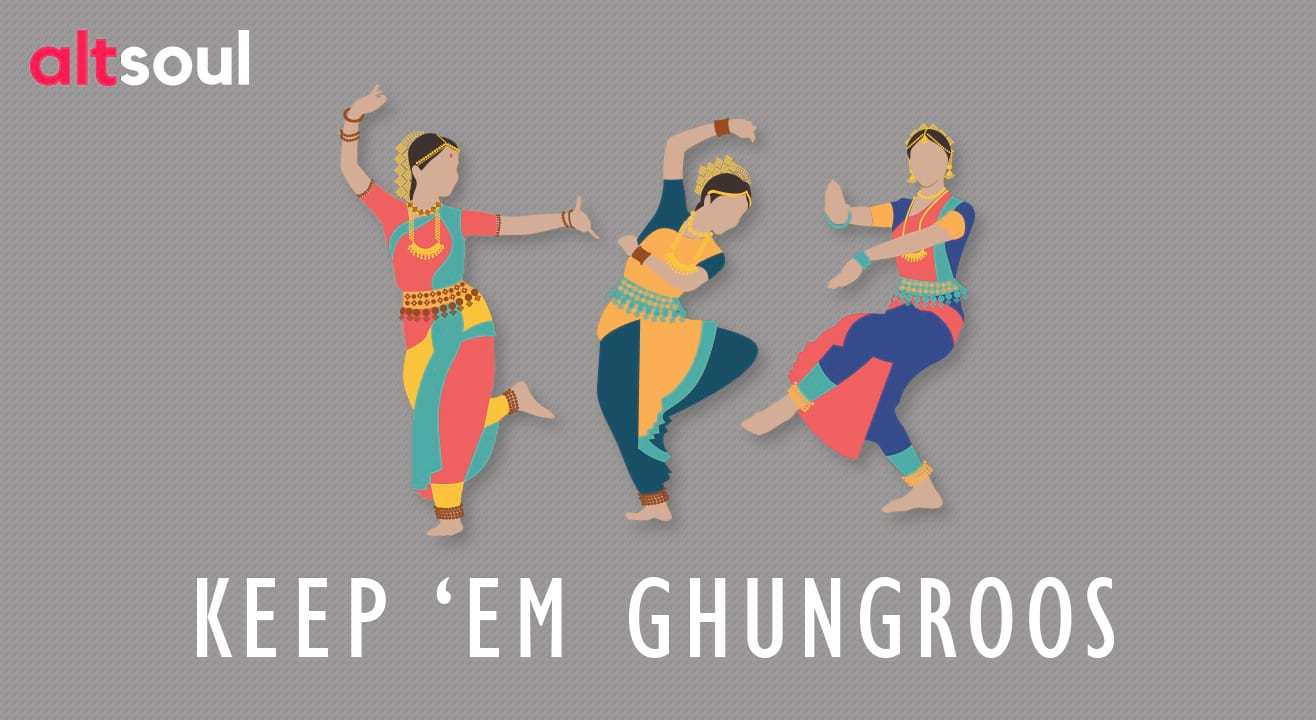 Keep Them Ghungroos