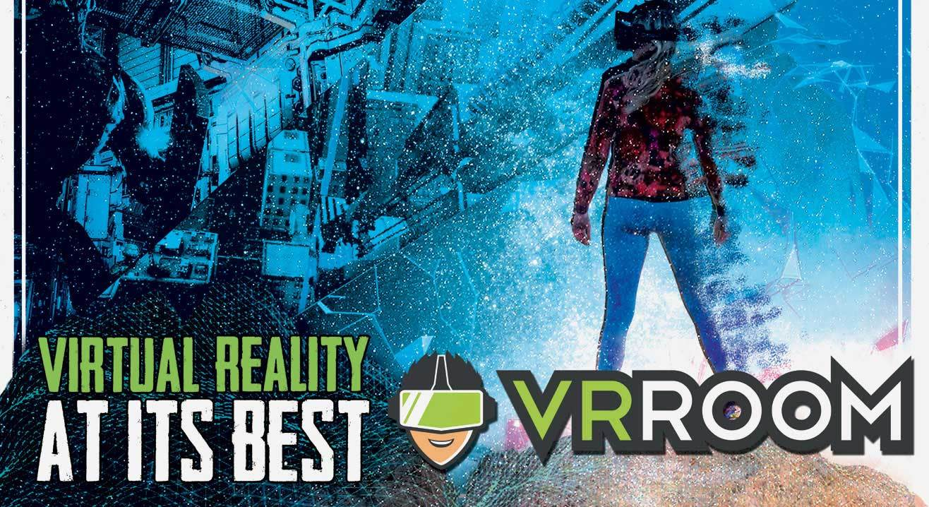Virtual Reality- Games,Thrill Rides & Horror