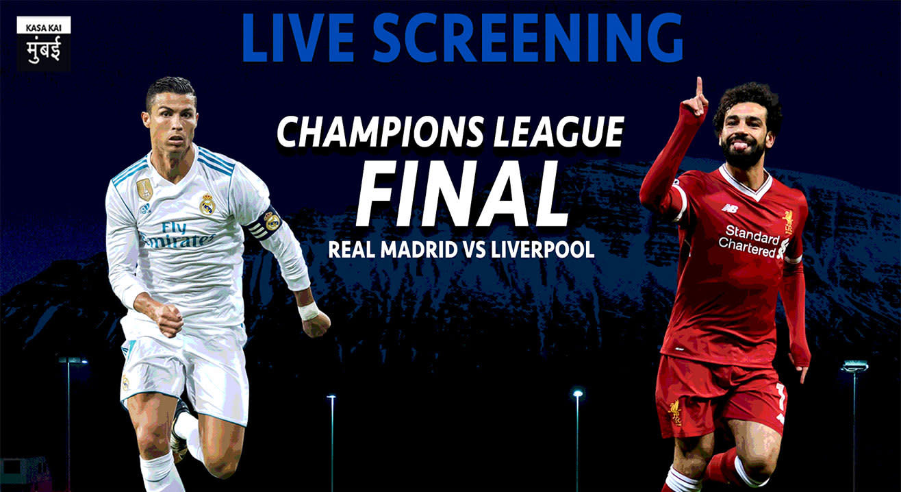 Champions League Live Screening - Breathe, The Lounge Bar.