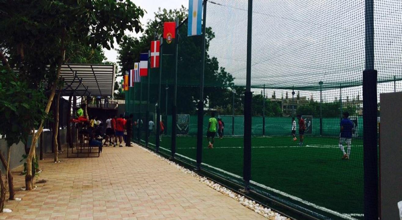 Turf Sports, Ahmedabad
