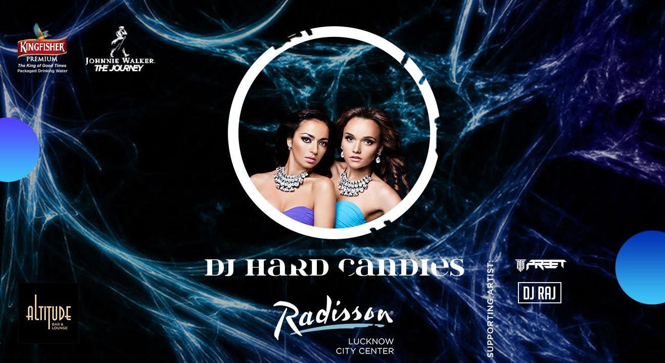 EDM DJ Hard Candies