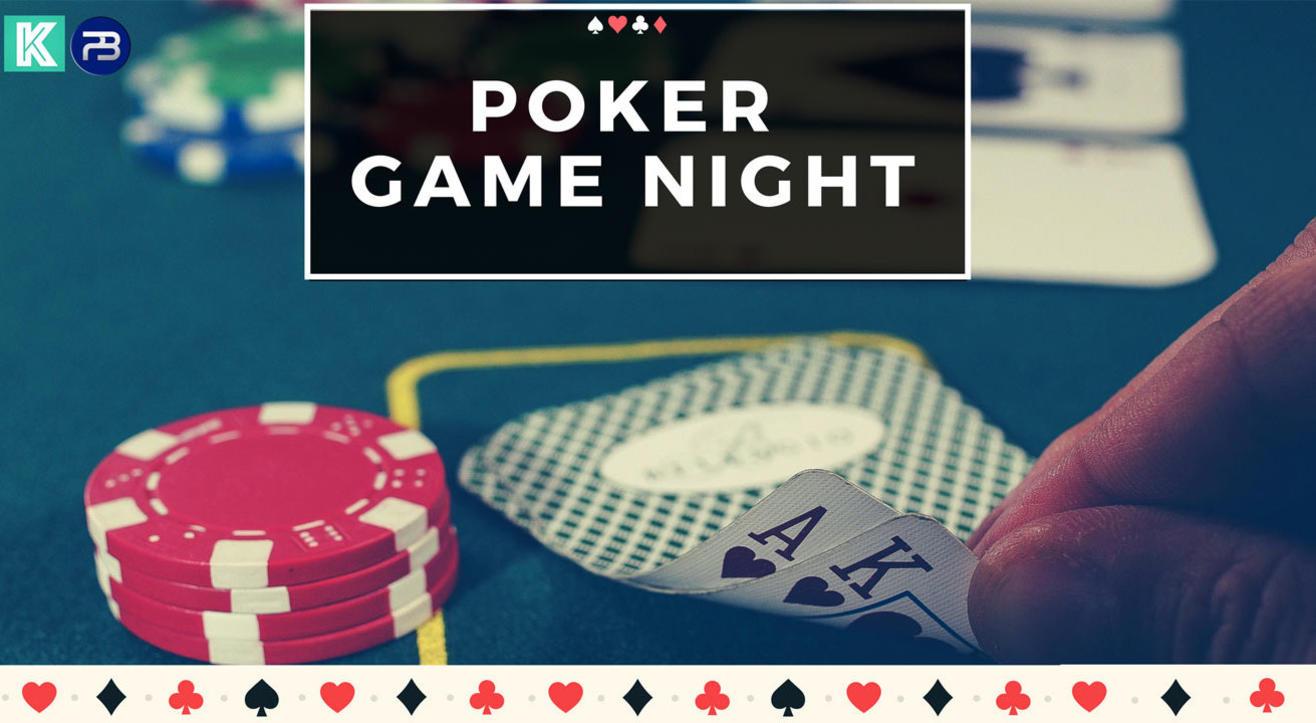 Poker Game Night
