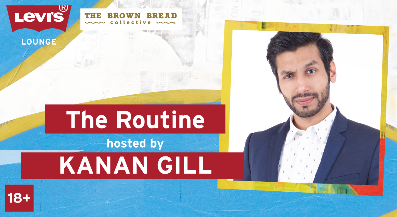 The Routine hosted by Gursimran Khamba