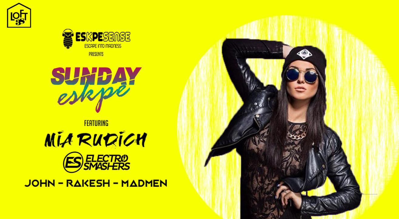 Sunday Eskpe ft. Mia Rudich