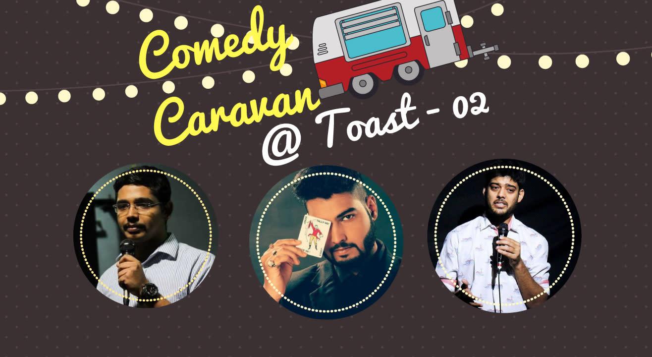 Comedy Caravan - 02