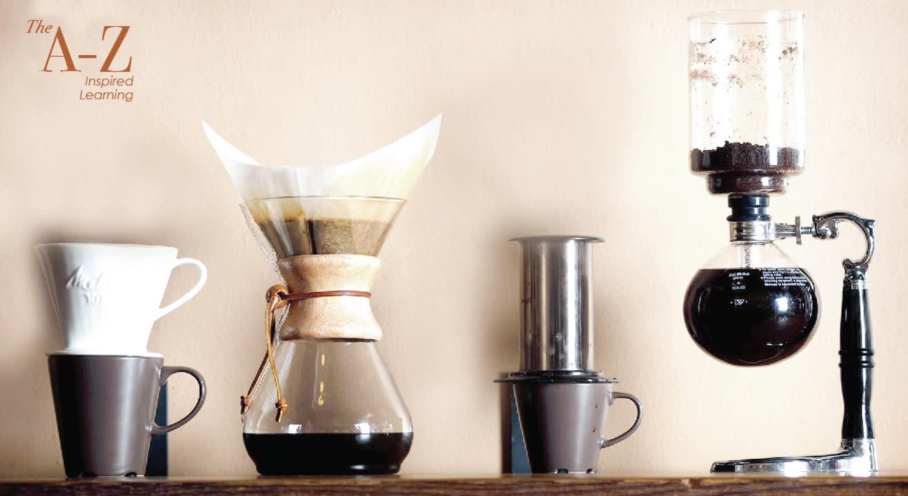 Coffee Chemistry w/ Rizwan Amlani