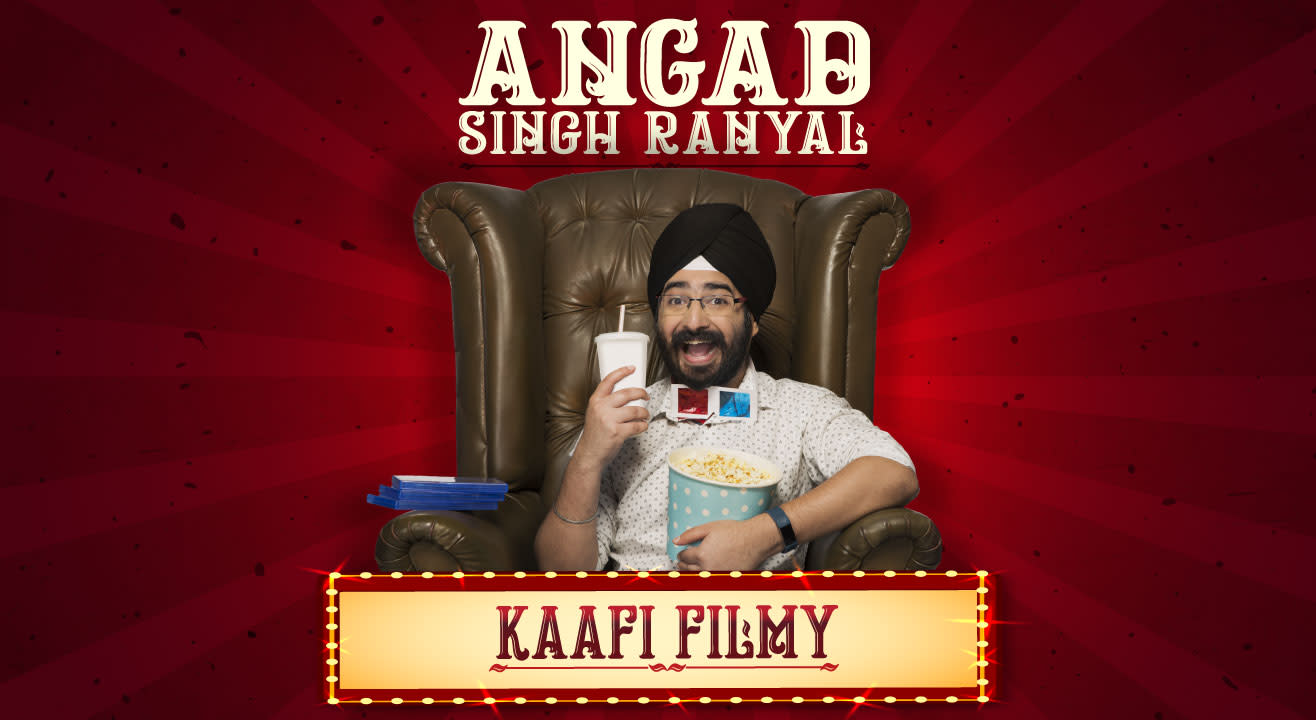 Kaafi Filmy by Angad Singh Ranyal
