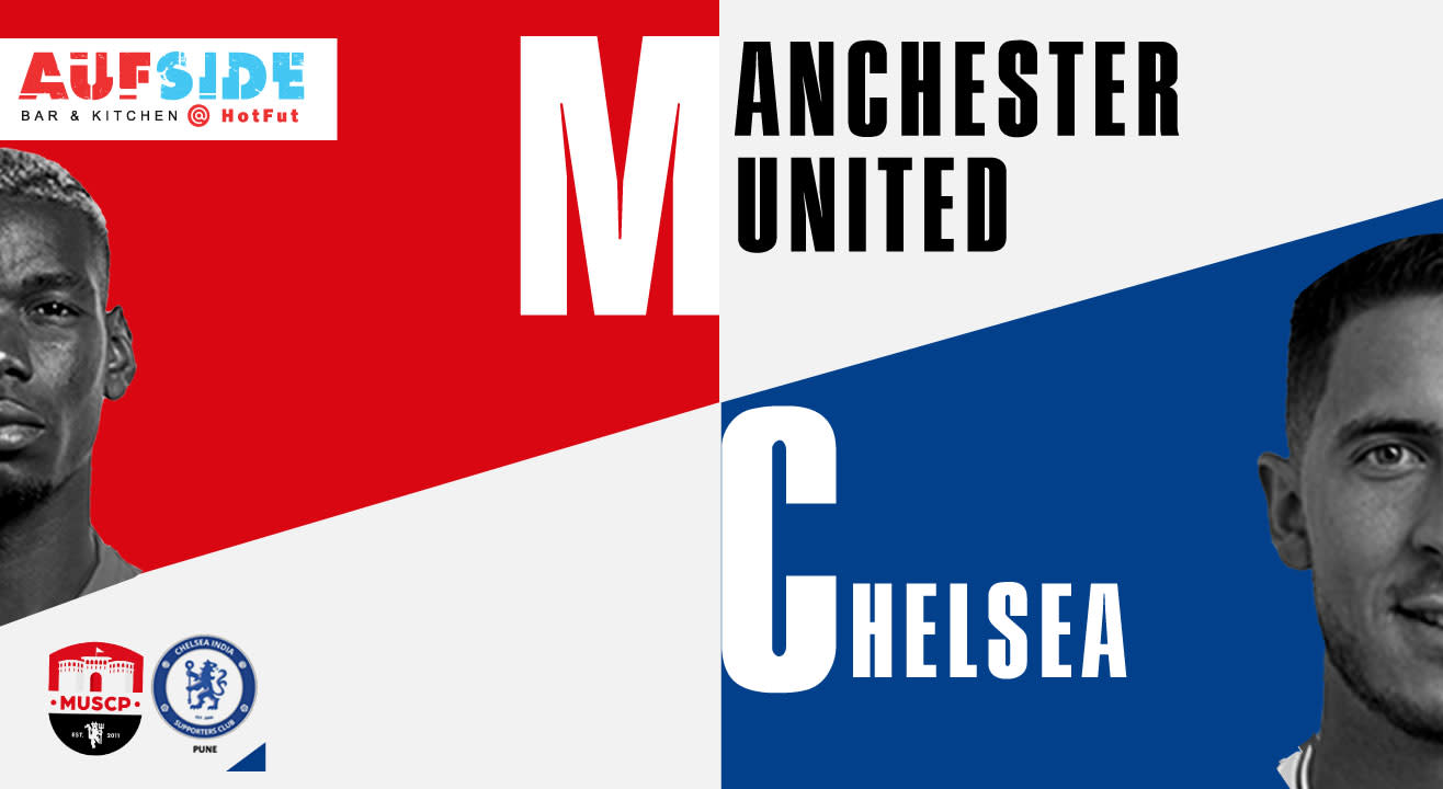 Manchester United v Chelsea | FA Cup Final Screening, Pune