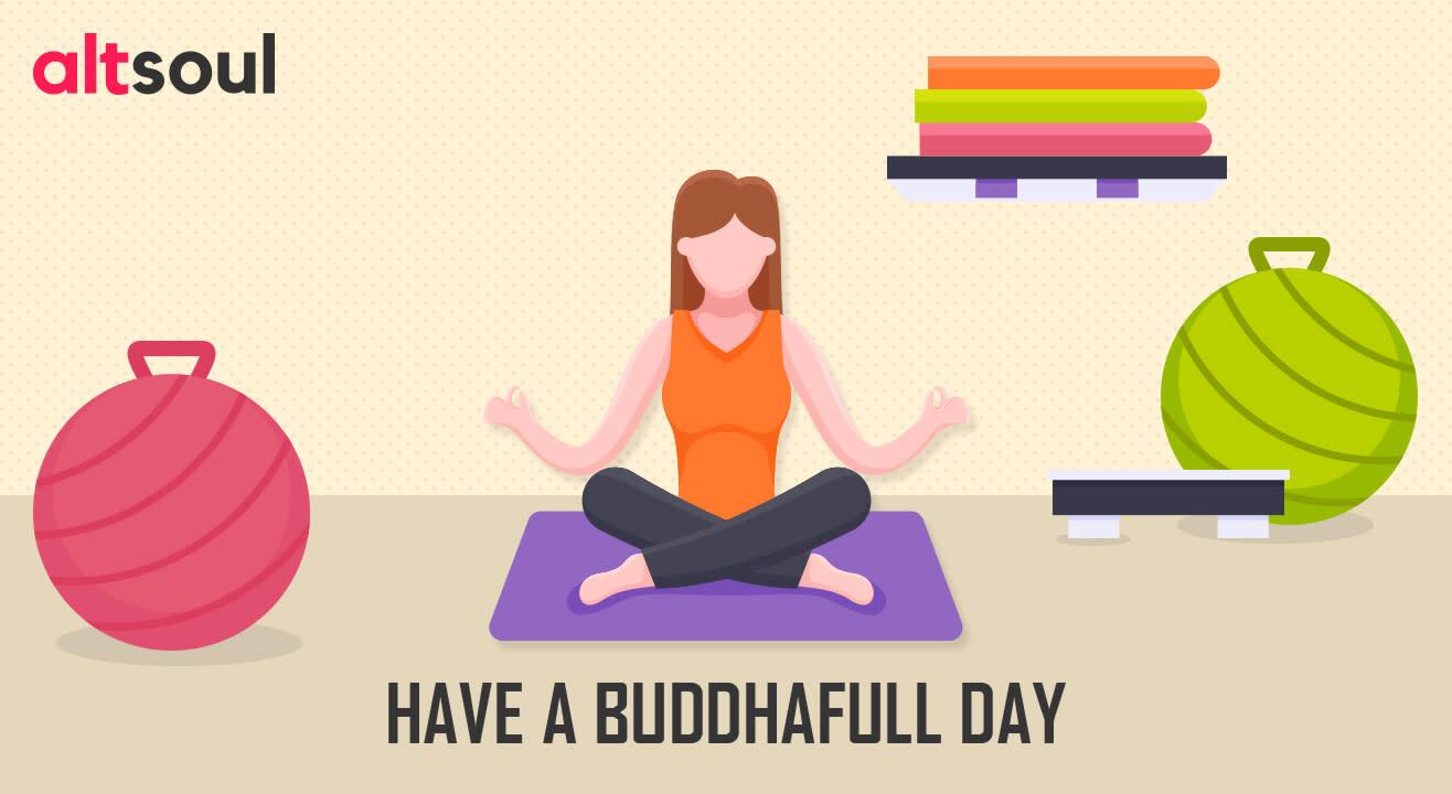Have A Buddhafull Day