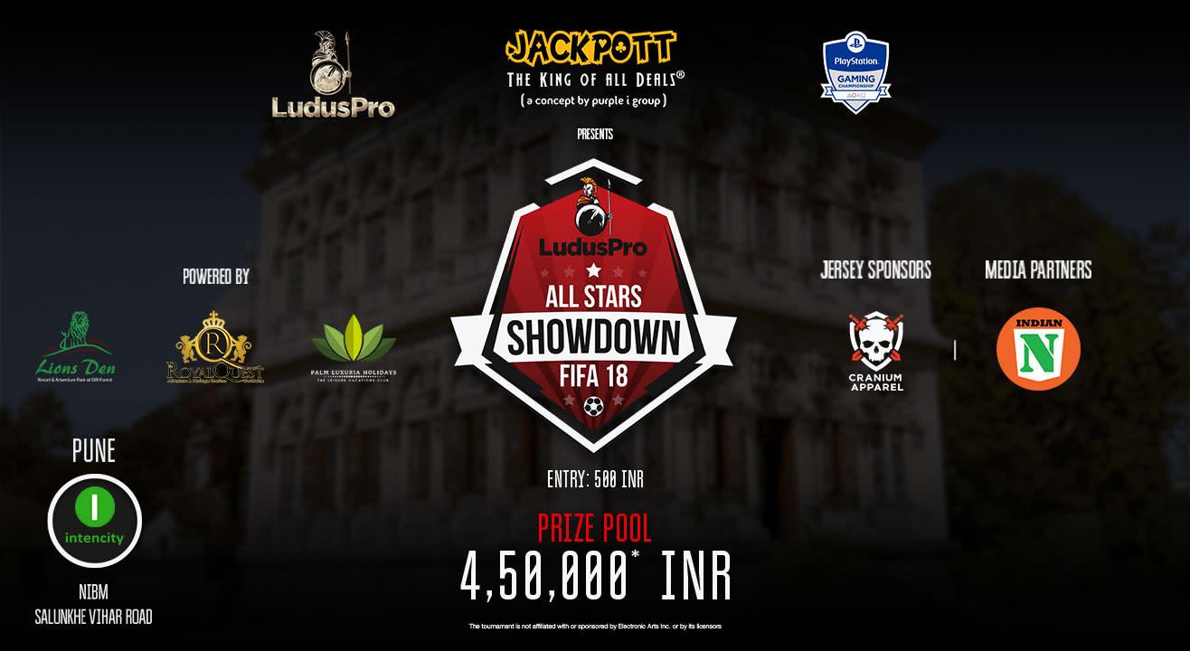 All Stars Showdown - FIFA 18 (Pune Qualifier)
