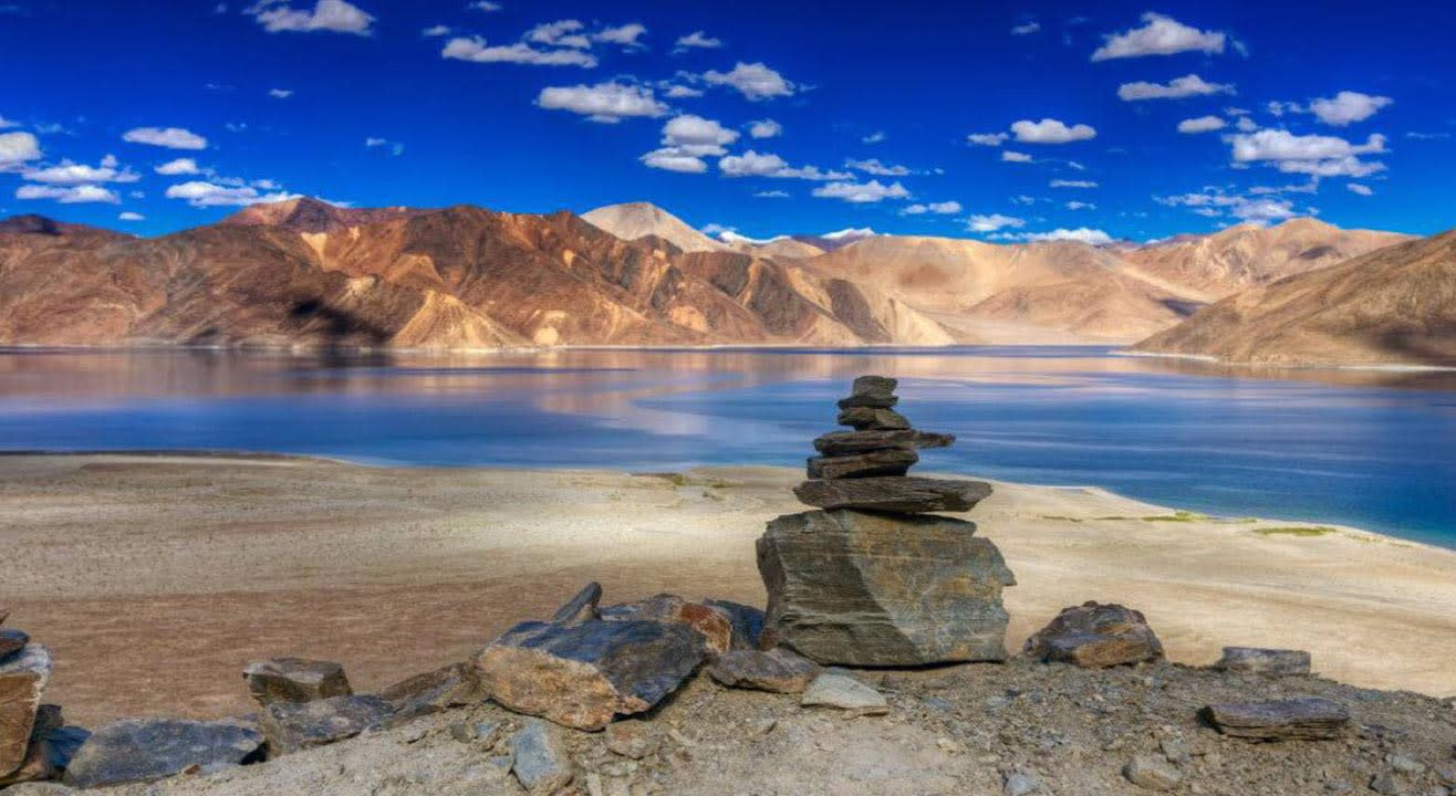 Backpack Trip To Panorama of Ladakh