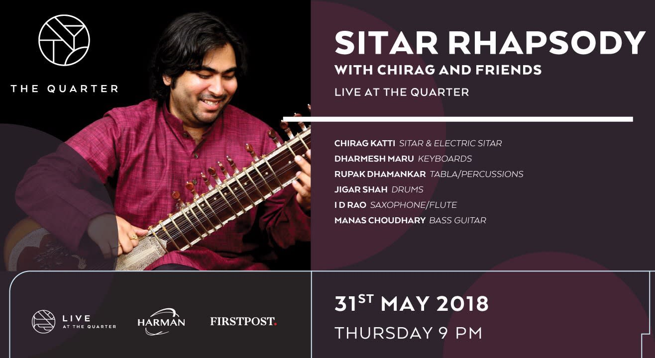 Sitar Rhapsody with Chirag and Friends