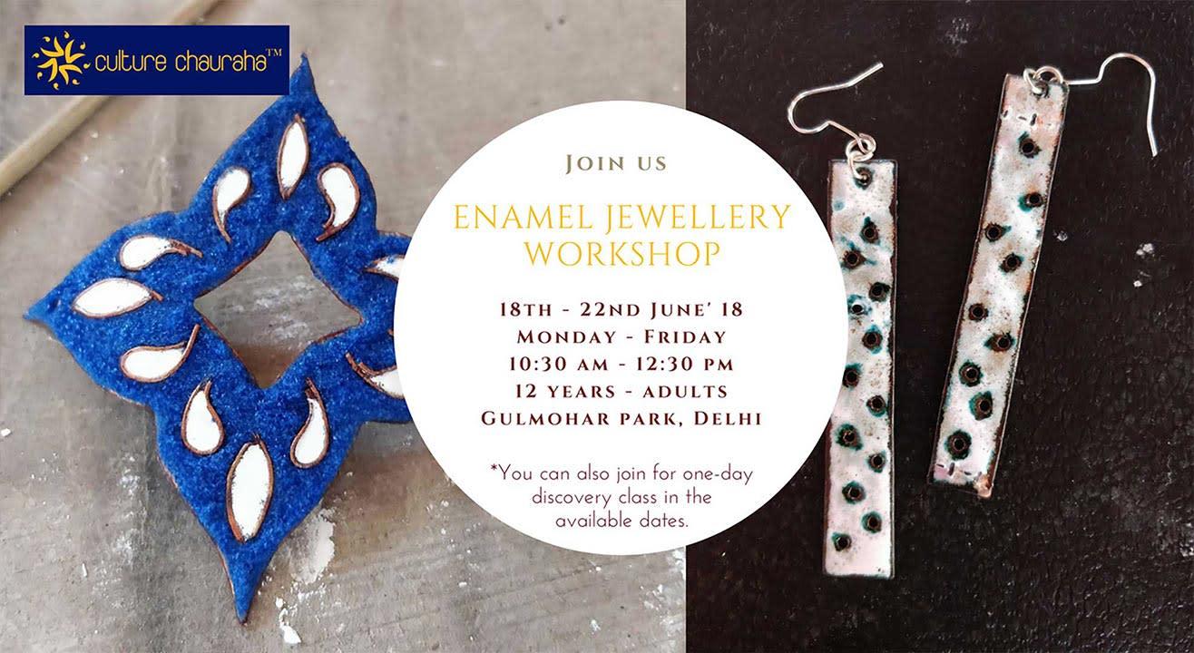 Enamel Jewellery Workshop