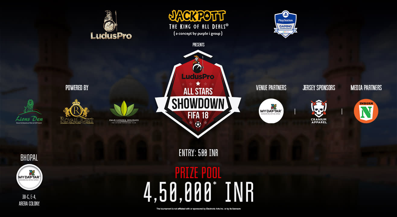 All Stars Showdown - FIFA 18 (Bhopal Qualifier)