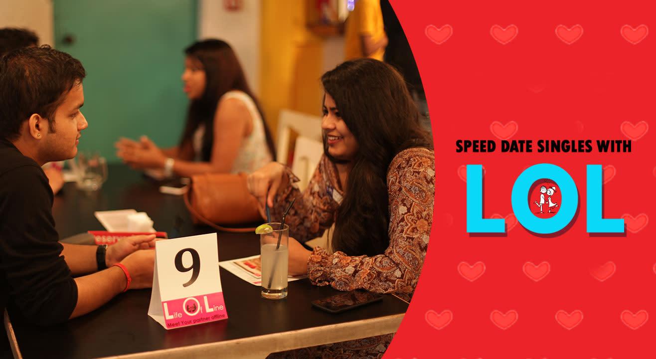 LOL Speed Dating Hyderabad