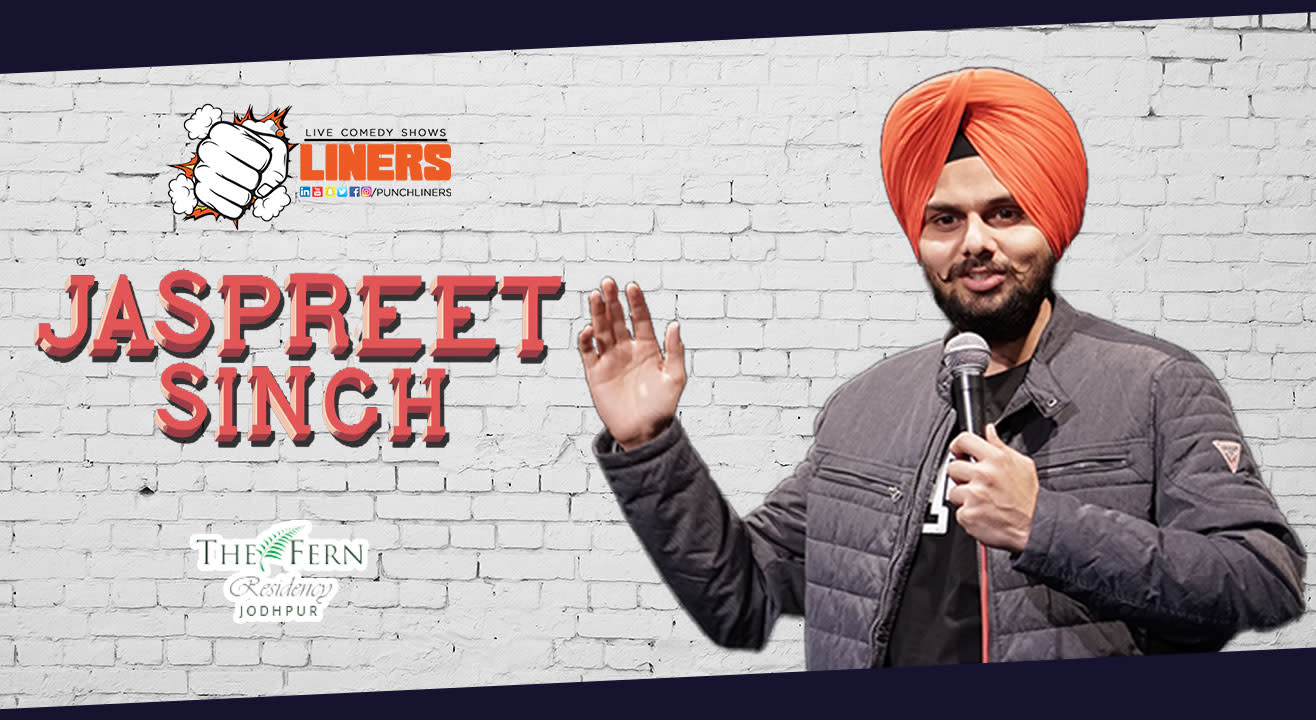 Standup Comedy Show ft. Jaspreet Singh in Jodhpur