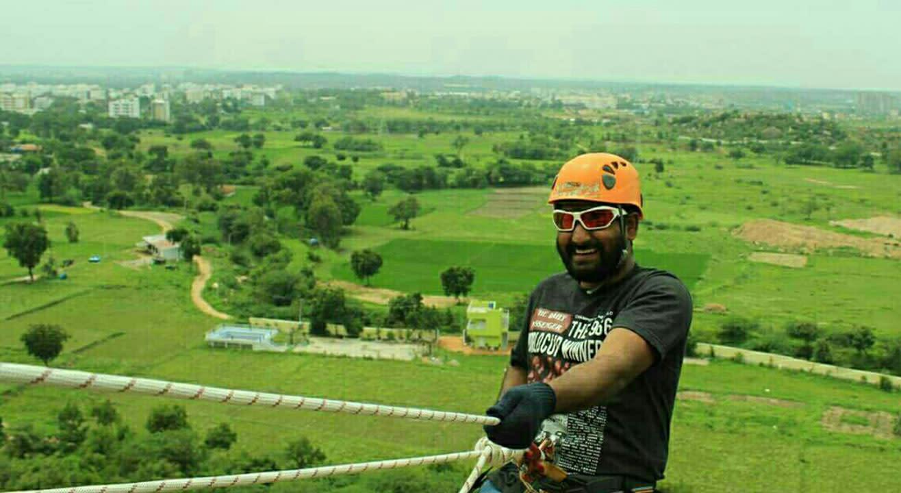 Hyderabad Adventure Fest Organised by Infinite Adventure Club